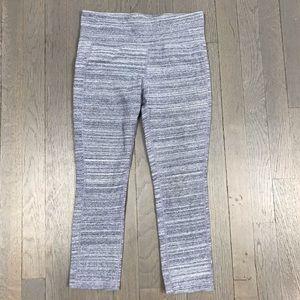 GapFit Gfast Cropped Marled Gym Leggings Pants
